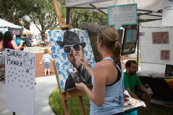 Live Art Competition